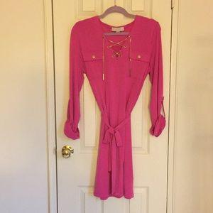 Pink Michael Kors Dress